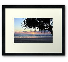 Dreamtime Sunday ... Framed Print