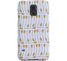 Wooden spoon pattern  Samsung Galaxy Case/Skin