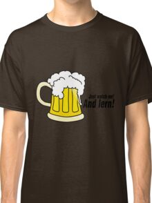 Beer black Classic T-Shirt