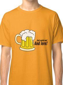 Beer black Classic T-Shirt