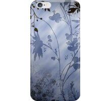 Floral imprint iPhone Case/Skin