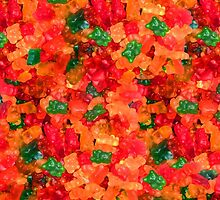 Gummy Bears by rapplatt