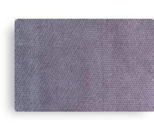 Short gray furry strings Canvas Print