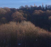 Towards Heaton Park by Joe Glaysher