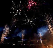Royal Easter Show Fireworks 2014 by jasonkryger