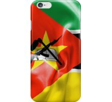 Mozambique Flag iPhone Case/Skin