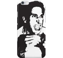 Steve Carrell the Burger Guy iPhone Case/Skin