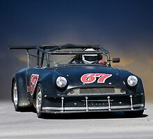 SCCA MG GT2 by DaveKoontz