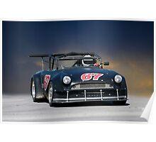 SCCA MG GT2 Poster