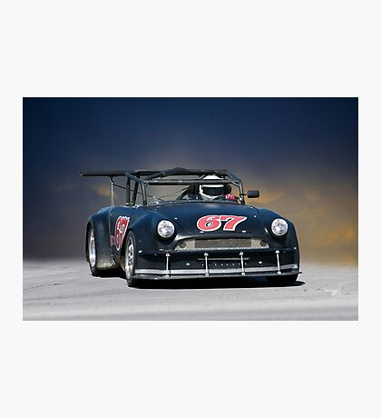 SCCA MG GT2 Photographic Print