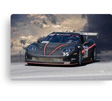 SCCA Corvette GT2 Canvas Print