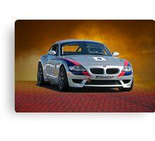 SCCA BMW GT3 Canvas Print