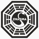 Lost - Dharma Initiative: The Swan by blackstarshop