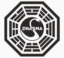 Lost - Dharma Initiative: The Swan by blackstarshop