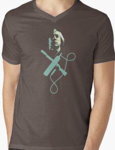 Anton Chigurgh Mens V-Neck T-Shirt