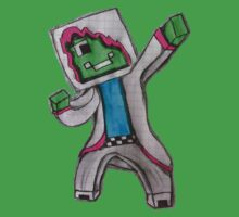 Minecraft Character One Piece - Short Sleeve
