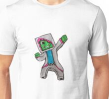 Minecraft Character Unisex T-Shirt
