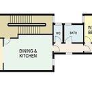 Sherlock Holmes Apartment 221B Baker Street by Raoul Isidro