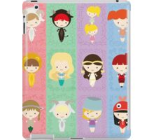 Chibi Zodiac iPad Case/Skin