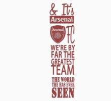 Arsenal FC by Jack Fuller