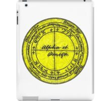 The Solar Pentacle iPad Case/Skin