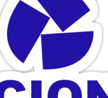 nacional 1 Sticker