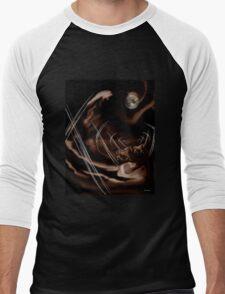 Midnight riders Men's Baseball ¾ T-Shirt
