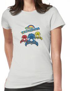 My Little Tachikoma Womens Fitted T-Shirt