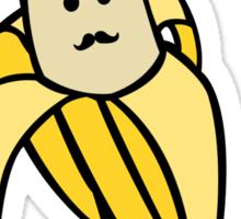 One Fancy banana Sticker