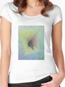 A World Away Women's Fitted Scoop T-Shirt