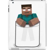 Minecraft: Pocket Herobrine iPad Case/Skin