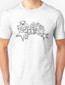 Mario -Graffiti Bad Boy Unisex T-Shirt