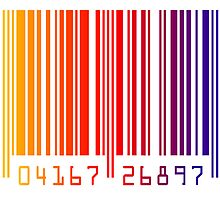 Rainbow Bar Code by Machinations