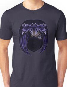 Wildstyle Crown -Blue Unisex T-Shirt