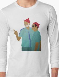 Zissou + Klaus Long Sleeve T-Shirt