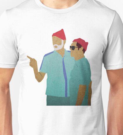Zissou + Klaus Unisex T-Shirt