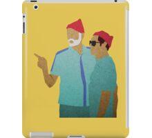 Zissou + Klaus iPad Case/Skin