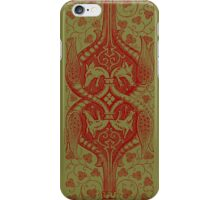 Intertwined Dragons iPhone Case/Skin