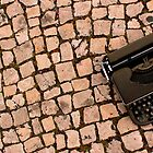 Typewriter in Lisbon  by rsangsterkelly