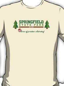Springfield State Park T-Shirt