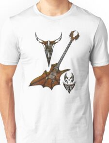 Vampir Guitar Unisex T-Shirt