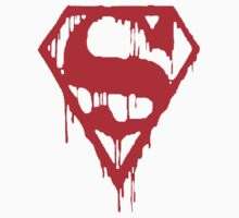Superman Blood shirt by Lucasss11