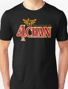 The Legend of 4chan T-Shirt
