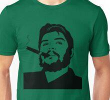 Che Guevara cigar smoking T-shirt Unisex T-Shirt
