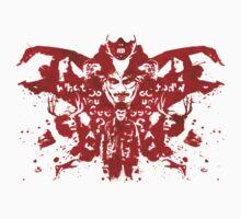 Hannibal tv series (red) by joseph eden