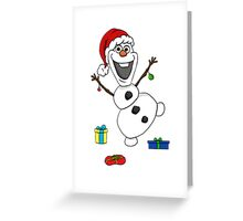 ITS WINTER!!! Greeting Card