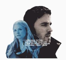 OUAT - Captain Swan by Duha Abdel.