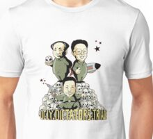 ugly dictators triade Unisex T-Shirt
