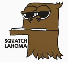 SQUATCHLAHOMA Kids Clothes