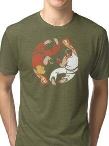 Super Yin Yang Tri-blend T-Shirt